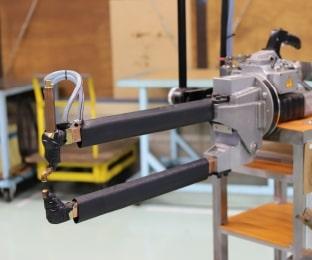 ポータブルスポット溶接機