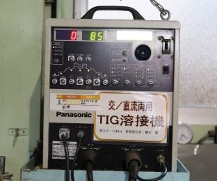 交直両流TIG溶接機